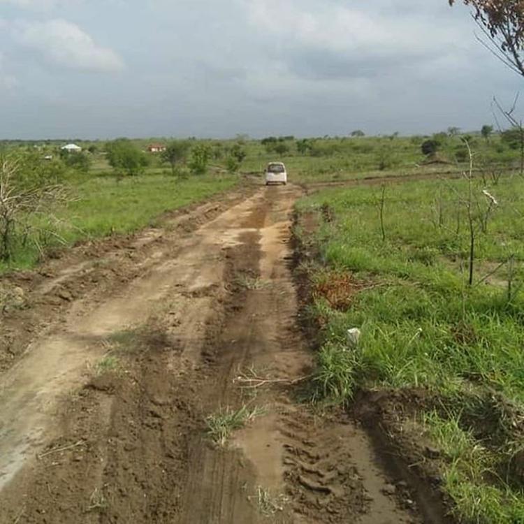 635SQM: PLOT FOR SALE VIKAWE BAOBAB